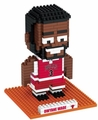 Dwayne Wade (Chicago Bulls) NBA 3D Player BRXLZ Puzzle By Forever Collectibles