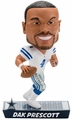 Dak Prescott (Dallas Cowboys) 2017 NFL Caricature Bobble Head by Forever Collectibles