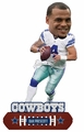 Dak Prescott (Dallas Cowboys) 2018 NFL Baller Series Bobblehead by Forever Collectibles