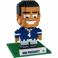 Dak Prescott (Dallas Cowboys) NFL 3D Player BRXLZ Puzzle By Forever Collectibles
