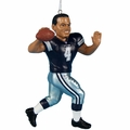Dak Prescott (Dallas Cowboys) NFL Player Ornament