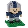 Dallas Cowboys NFL 3D Player BRXLZ Puzzle By Forever Collectibles