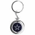 Dallas Cowboys NFL Spinner Keychain