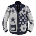 Dallas Cowboys NFL Ugly Sweater Cardigan