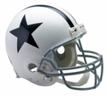 Dallas Cowboys (1960-63) Riddell NFL Throwback Mini Helmet