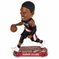 Damian Lillard (Portland Trail Blazers) 2017 NBA Headline Bobble Head by Forever Collectibles