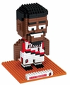 Damian Lillard (Portland Trail Blazers) NBA 3D Player BRXLZ Puzzle By Forever Collectibles