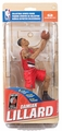 Damian Lillard (Portland Trailblazers) NBA 30 McFarlane Collector Level SILVER CHASE #/1000