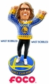 Dance Cam Mom (Golden State Warriors) NBA Dancing Bobblehead Exclusive