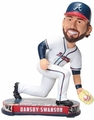 Dansby Swanson (Atlanta Braves) 2017 MLB Headline Bobble Head by Forever Collectibles