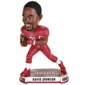 David Johnson (Arizona Cardinals) 2017 NFL Headline Bobble Head by Forever Collectibles