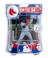 "David Ortiz (Boston Red Sox) 2016 MLB 6"" Figure Imports Dragon"