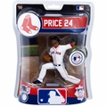 "David Price (Boston Red Sox) 2016 MLB 6"" Figure Imports Dragon"