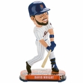 David Wright (New York Mets) 2017 MLB Headline Bobble Head by Forever Collectibles