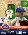 David Wright (New York Mets) OYO Sportstoys Minifigures G3LE