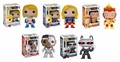 DC Comics Super Heroes Funko Pop! Complete Set (5)