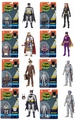 DC Heroes (Batman TV) Funko Action Figures Set W/Chase (8)