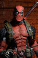 Deadpool 1/4th Scale Action Figure by NECA