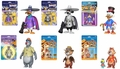 Disney Afternoon Collection Complete Set  with CHASE (6) TV Series Action Figures