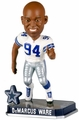 DeMarcus Ware (Dallas Cowboys) Forever Collectibles 2014 NFL Springy Logo Base Bobblehead