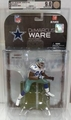DeMarcus Ware (Dallas Cowboys) NFL Series 18 McFarlane AFA Graded 9.0