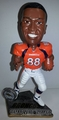 Demaryius Thomas (Denver Broncos) 2015 Springy Logo Action Bobble Head Forever Collectibles