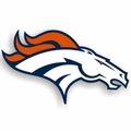 Denver Broncos ABS Helmet Bank