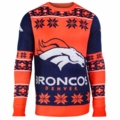 Denver Broncos Big Logo NFL Ugly Sweater