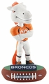 Miles (Denver Broncos) Mascot 2018 NFL Baller Series Bobblehead by Forever Collectibles