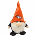 "Denver Broncos NFL 11"" Plush Gnomie By Forever Collectibles"