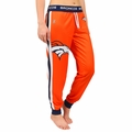 Denver Broncos NFL Poly Fleece Women's Jogger Pant by Klew