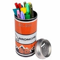 Denver Broncos Thematic Soda Can Bank