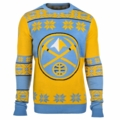 Denver Nuggets Big Logo NBA Ugly Sweater