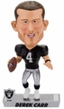 Derek Carr (Oakland Raiders) 2017 NFL Caricature Bobble Head by Forever Collectibles
