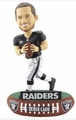 Derek Carr (Oakland Raiders) 2018 NFL Baller Series Bobblehead by Forever Collectibles