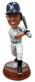 Derek Jeter (New York Yankees) 2017 Derek Jeter Day Logo Base BobbleHead