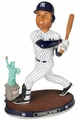 "Derek Jeter (New York Yankees) Forever Collectibles MLB City Collection 10"" Bobblehead #/214"