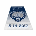 Derek Jeter (New York Yankees) Retirement Display Plate