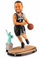 """Deron Williams (Brooklyn Nets) Forever Collectibles NBA City Collection 10"""" Bobblehead"""