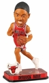 Derrick Rose (Chicago Bulls) Forever Collectibles 2014 NBA Springy Logo Base Bobblehead