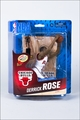 Derrick Rose (Chicago Bulls) NBA 24 Collector Level Bronze CHASE McFarlane #/1250