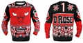 Derrick Rose (Chicago Bulls) NBA Ugly Player Sweater