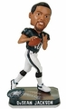 Desean Jackson (Philadelphia Eagles) Forever Collectibles 2014 NFL Springy Logo Base Bobblehead