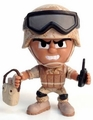 Desert Trooper Series 1 Lil' Troops Offically Licensed U.S. Army Action Figures
