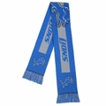 Detroit Lions NFL Big Logo Scarf By Forever Collectibles