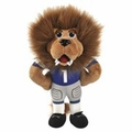 "Detroit Lions NFL 8"" Plush Team Mascot"