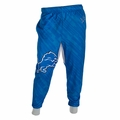 Detroit Lions Polyester Mens Jogger Pant by Klew