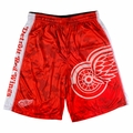 Detroit Red Wings NHL Big Logo Polyester Short