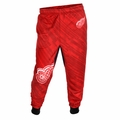 Detroit Red Wings NHL Polyester Mens Jogger Pant by Klew
