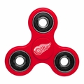 Detroit Red Wings NHL Team Three Way Spinner